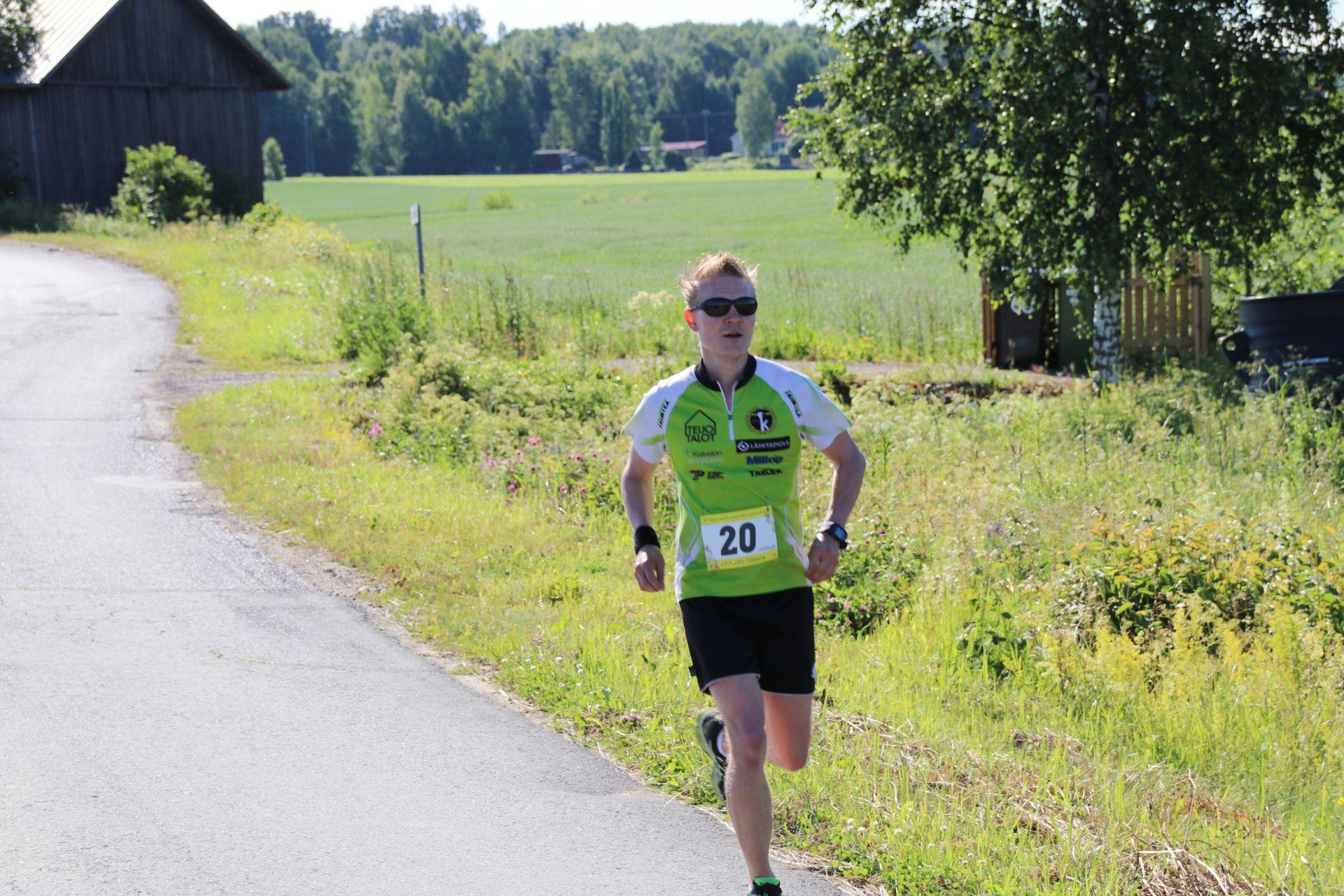 Iittala maraton 2017 voittaja